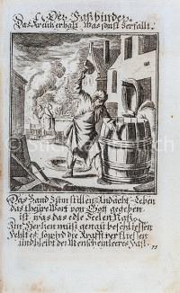 Beruf Fassbinder / Fassmacher