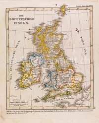 Britische Inseln - Grossbritannien