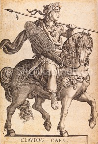 Kunst Historische Reiter