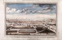 Grossbritannien London von Islington her gesehen