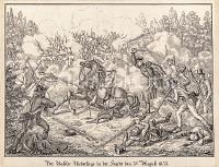 Der Baseler Niederlage in der Hardt den 3ten August 1833