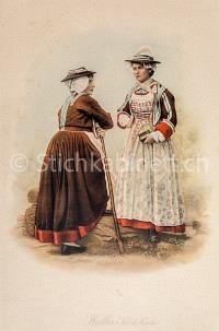 Mode Trachten Wallis