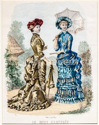 La Mode Illustrée – Damenmode