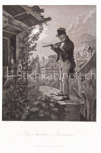 Kunst Musik - Das Ständchen - La serenata