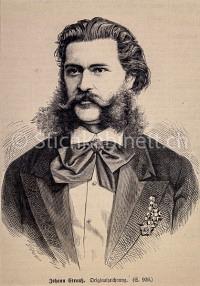 Portrait Komponisten - Johann Strauss