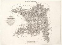 Aargau Kantonskarte