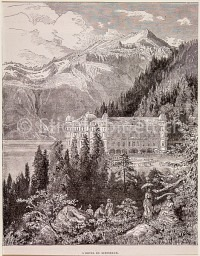 Bern Giessbach Hotel