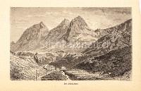 Graubünden Albula Pass