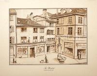 Basel Aeschenvorstadt im Winkeli