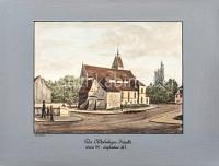 Basel Allerheiligen-Kapelle und St. Theodor