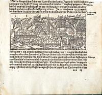 Aargau  Lauffenburg Belagerung