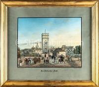 Basel Aeschentor 1858